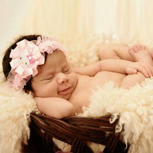 عکس نوزاد زیر 1 ماه - آتلیه عکاسی کودک تیناز