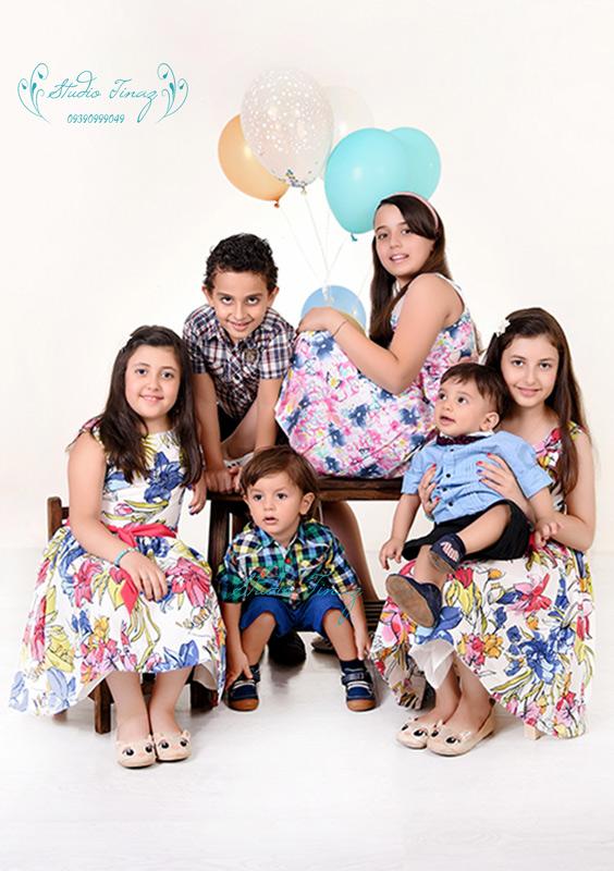 عکاسی خانوادگی