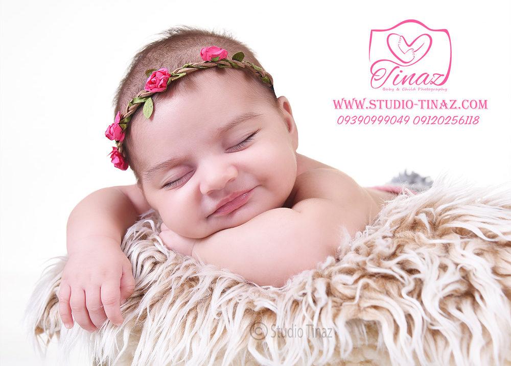 آتلیه نوزاد تیناز