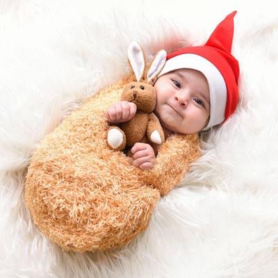 عکس نوزاد ۱ تا ۳ ماهه