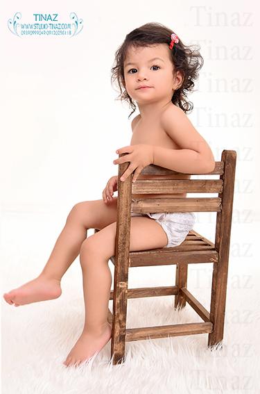 عکس کودک عکاسی تیناز