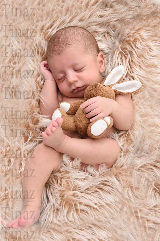 عکس نوزاد تا ۱ ماه - آتلیه نوزاد زیر 1 ماه