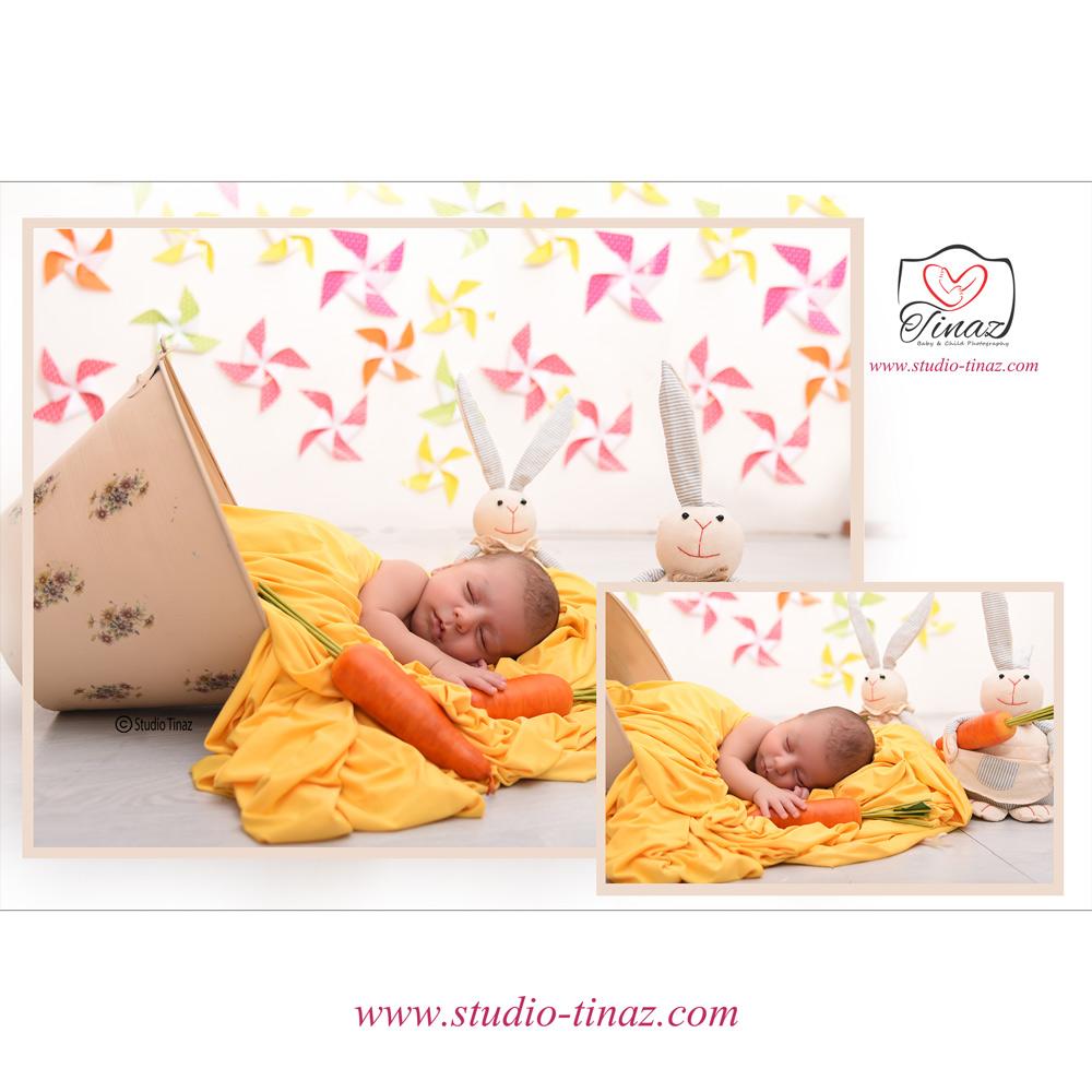 آتلیه کودک و نوزاد