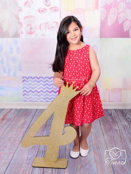 آتلیه کودک 4 ساله