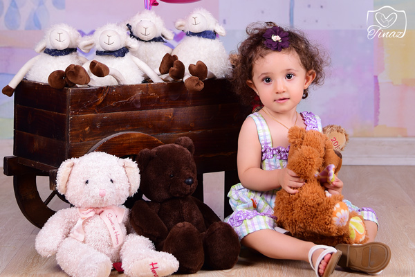 آتلیه کودک 2 تا 4 سال