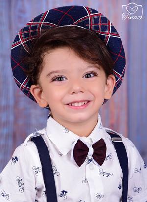 آتلیه عکس کودک 3 ساله