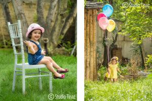 عکاسی فضای باز کودک