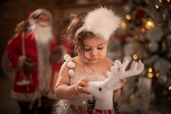 تم کریسمس آتلیه کودک تیناز