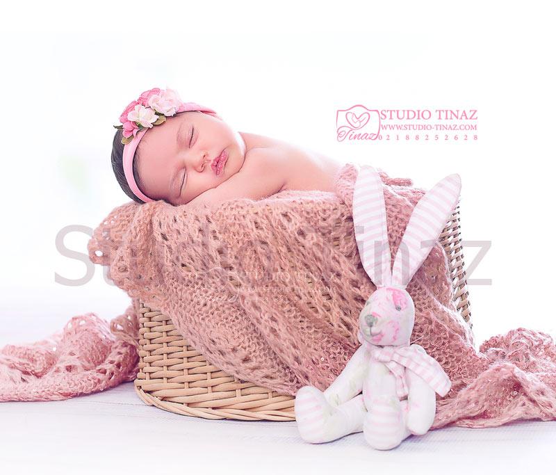 آتلیه نوزاد در گیشا