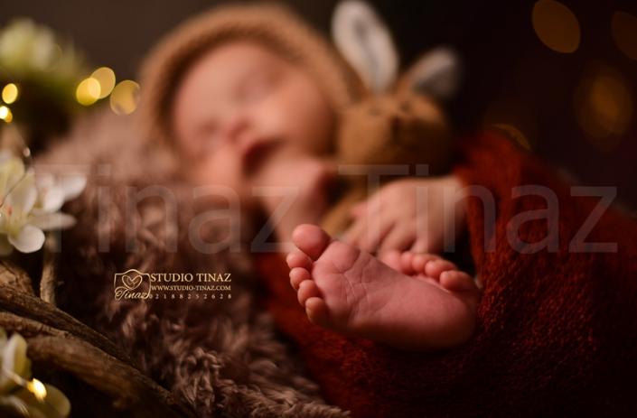 عکس نوزاد هنری