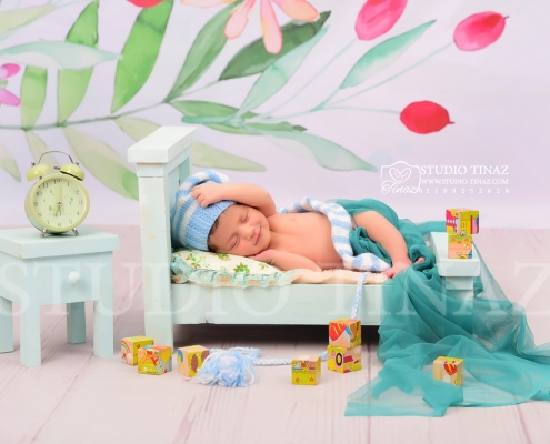 لوازم عکاسی نوزاد 1تا 3 ماه